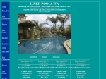 View More Information on Liner Pools Wa Pty Ltd