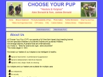 View More Information on Choose Your Pup