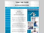 View More Information on Tony The Tiler