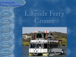 View More Information on Lakeside Ferry Services