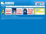 View More Information on Genesis Fitness Clubs