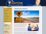 View More Information on Kaytone Engineering Services Pty Ltd