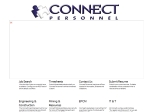 View More Information on Connect Personnel Pty Ltd