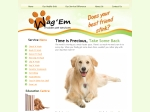 View More Information on Wag 'Em Mobile Pet Services