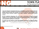 View More Information on Tong Town Planning & Development Services