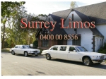 View More Information on Surrey Limos