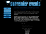 View More Information on Surrender Events