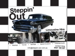 View More Information on Steppin Out