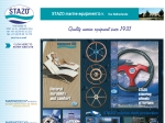 View More Information on Stazo Marine Equipment