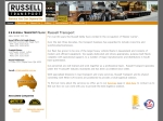 View More Information on R.B. Russell Transport Pty Ltd