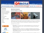 View More Information on Qa Electrical Pty Ltd