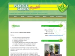 View More Information on Plants & Gardens Rentals