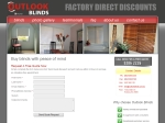 View More Information on Outlook Blinds