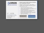 View More Information on Orion Mechanical Services Pty Ltd