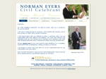 View More Information on Eyers Norman Civil Celebrant