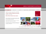 View More Information on Merlot Investments Australia