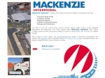 View More Information on Mackenzie Intermodal