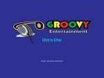 View More Information on Groovy Entertainment