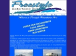 View More Information on Freestyle Motor Home Hire