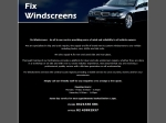 View More Information on Fix Windscreen