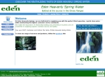 View More Information on Eden Heavenly Springs Pty Ltd