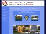 View More Information on David Mccoy Homes