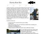 View More Information on Darwin Boat Hire