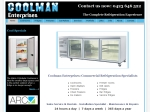 View More Information on Coolman Enterprises