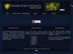 View More Information on Crown Point Security