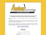 View More Information on Ambar Technology