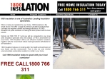 View More Information on 1800 Insulation