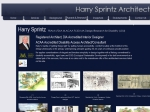 View More Information on Sprintz Harry Architect