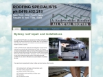 View More Information on A Aadworkin' Roofer
