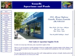 View More Information on Gosnells Aquariums And Ponds