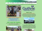 View More Information on Guthrie Performance Horses