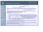 View More Information on Pathways Coaching