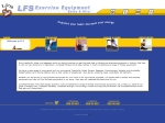 View More Information on Lfs Exercise Equipment Hire & Sales