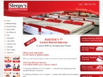 View More Information on Sleepy's