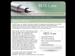 View More Information on Mjs Law