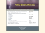 View More Information on Chris Gabler Electrical