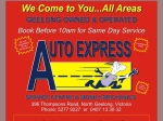 View More Information on Auto Express Mobile Mechanics