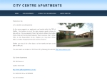 View More Information on City Centre Apartments