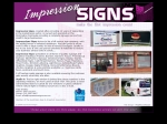 View More Information on Impression Signs
