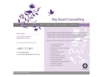 View More Information on Bay Road Counselling and Psychology