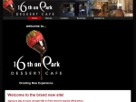 View More Information on 16Th On Park Restaurant Cafe Bar