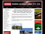 View More Information on Haron International Pty Ltd