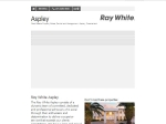 View More Information on Ray White Aspley