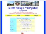 View More Information on St John Vianney's Primary School