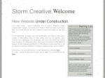 View More Information on Storm Creative
