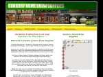 View More Information on Sunbury Home Brew Supplies